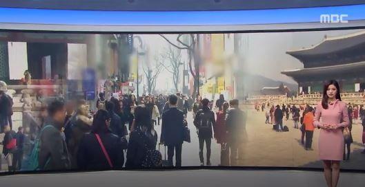 中国の経済報復措置で韓国への中国人観光客が激減