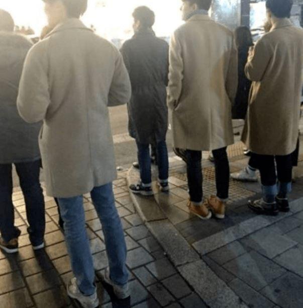 韓国の流行ファッション