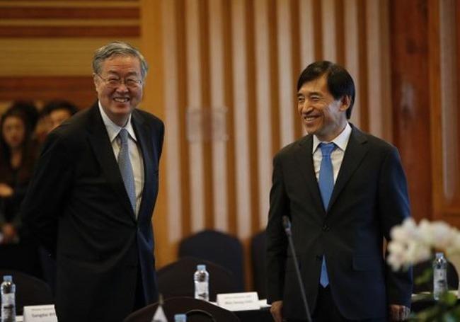 韓中通貨スワップ協定