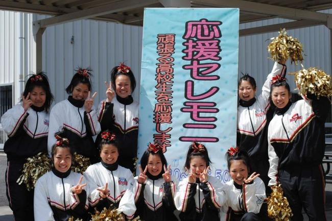 日本の女子高生