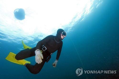韓国の海女文化が、国家無形文化財に指定