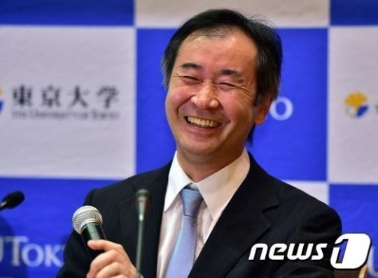 日本人ノーベル賞受賞者