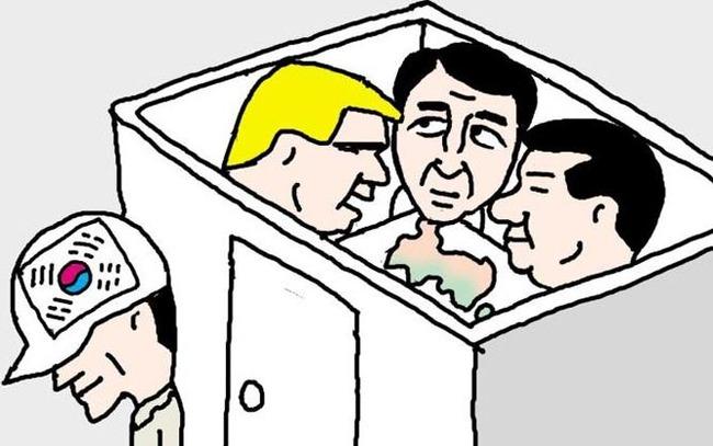 韓国人「日米中に除け者にされる韓国‥」米国は韓国を除外、日本は韓国パッシング、中国は北朝鮮と蜜月を強化‥韓国だけが外交順位を下げれる 韓国の反応