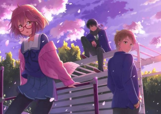 海外「日本語の歌が美しい!」アニメ「境界の彼方」のEDが2000万アクセスを突破! 海外の反応