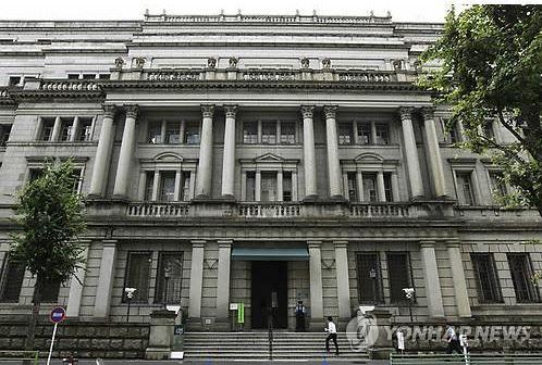 日本銀行マイナス金利