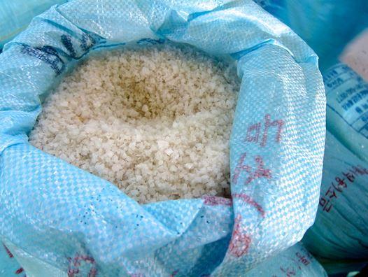 韓国産天日塩