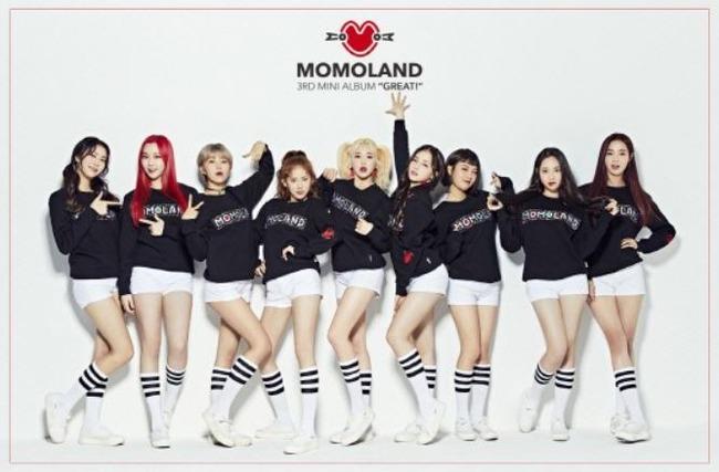 モモランド(MOMOLAND)