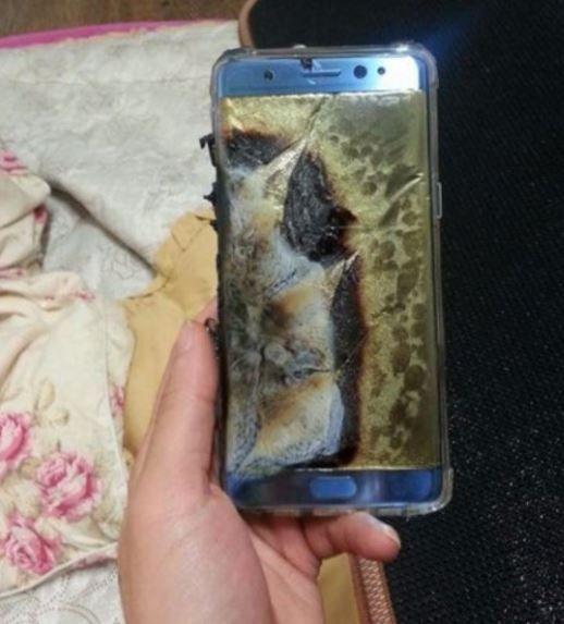 先月19日に発売されたギャラクシーノート7は「最高のタブレットフォン」と評価され、発売10日で販売量40万台を突破した。しかし、発売後、1週間で6件のバッテリー発火