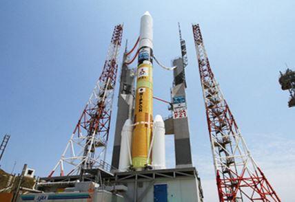 H2Aロケット33号機を利用してレーダー5号機を打ち上げ