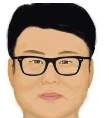 韓国の平均顔