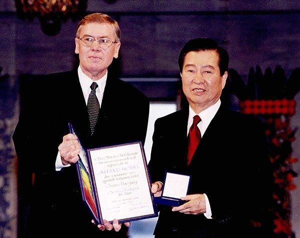 韓国人「核大中のノーベル賞を取り消せ!」金大中ノーベル平和賞と関連された韓国の恥ずかしい記憶とは? 韓国の反応