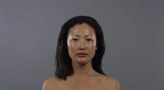 1韓国人女性ヘアスタイル