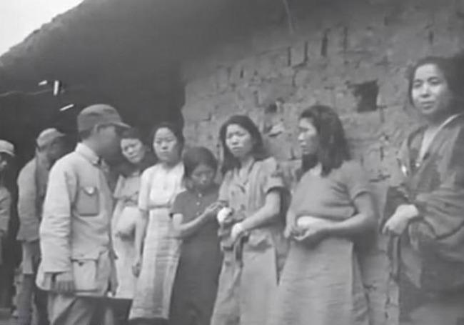 韓国人慰安婦