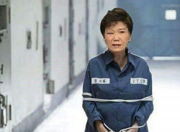 朴槿恵前大統領