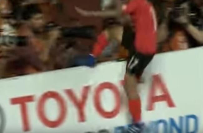 日本メディア「韓国人選手が日本の自尊心を踏みにじった」イ・スンウがトヨタの看板を踏んだのは、日本を踏みにじる意識があったと日本のマスコミが非難