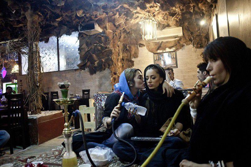 【画像】想像とは全く違う「本当のイラン人」達の生活の様子