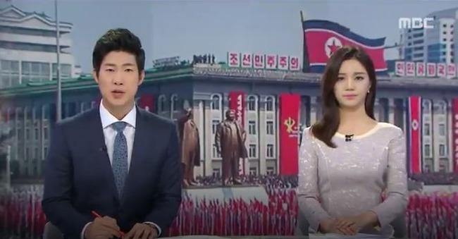 韓国のイケメンと美女アナウンサー