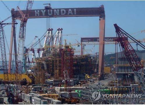 韓進海運破産が造船業にも悪影響を及ぼす