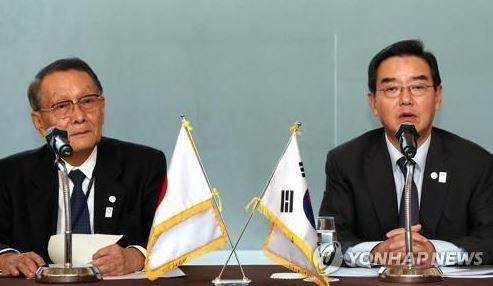 【日韓友好!】日本貿易会長「日韓の経済人は政治とは別に手を握っていかなければならない」→「未来の無い国日本と手を握りたくない」 韓国の反応