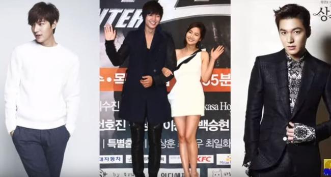 高身長の韓国アイドル