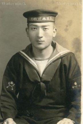 海軍のセイラー服