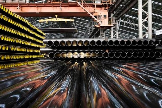 韓国産炭素・合金鋼管