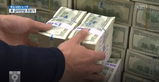 米国金利引き上げ可能性
