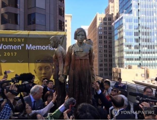 韓国人「日本人は恥を知らない奴ら」日本反発も、サンフランシスコ市長が慰安婦慰霊碑を承認!大阪市との姉妹都市提携もキャンセルに‥ 韓国の反応
