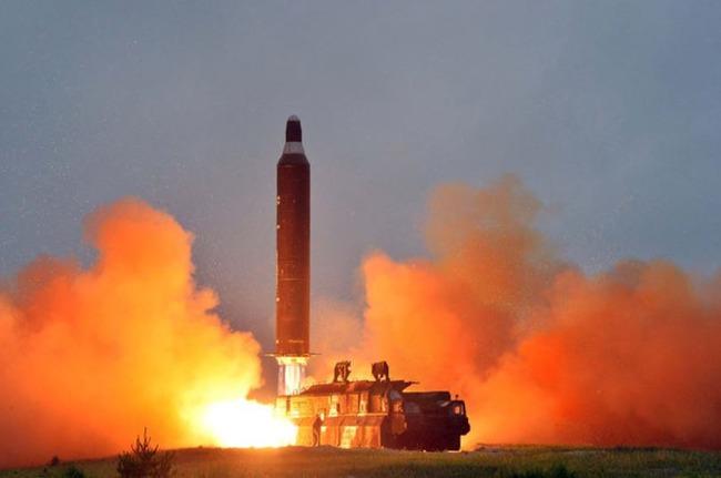 北朝鮮の核ミサイル