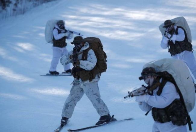 冬季軍事演習