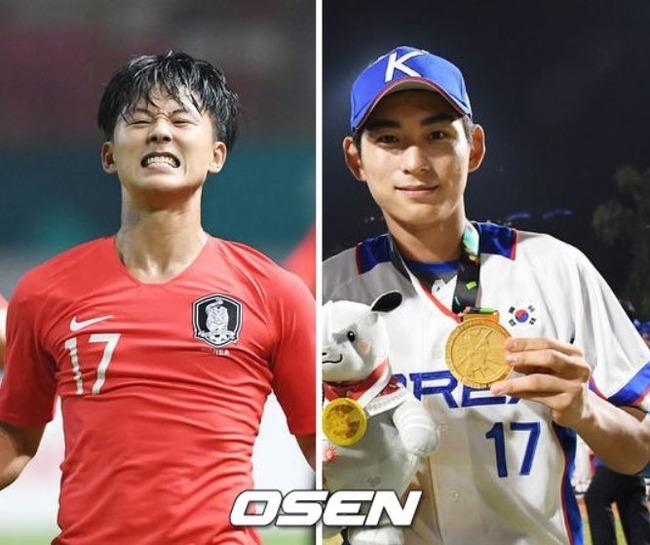 [アジア大会]日本キラーイ・スンウが野球代表の友人イ・ジョンフと共に宿敵日本を倒す友情を見せる