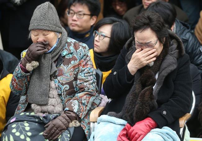 日本軍慰安婦被害者