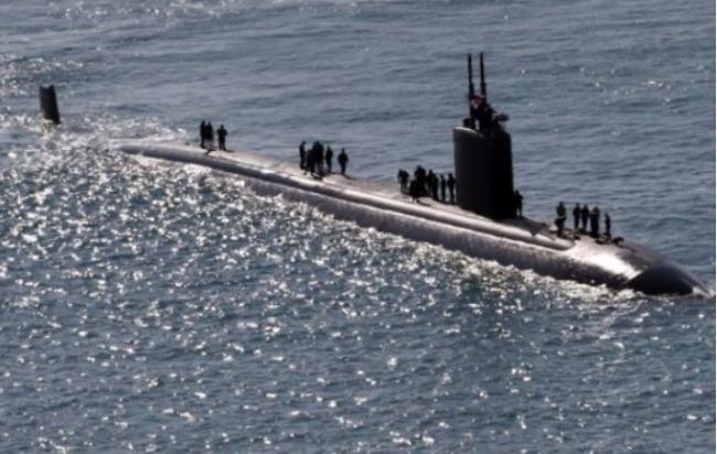 韓国型原子力潜水艦