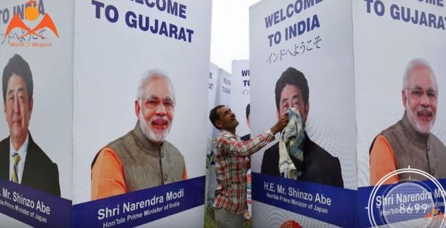 日本がインドへ高速鉄道の建設へ