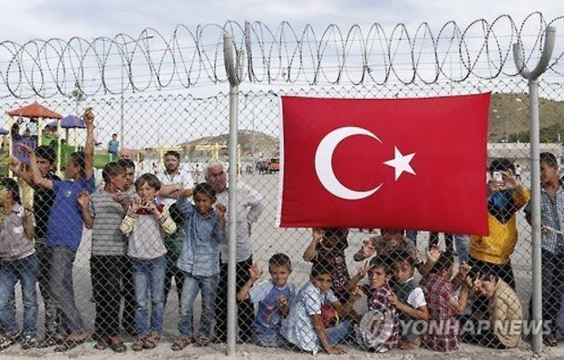 トルコのシリア難民