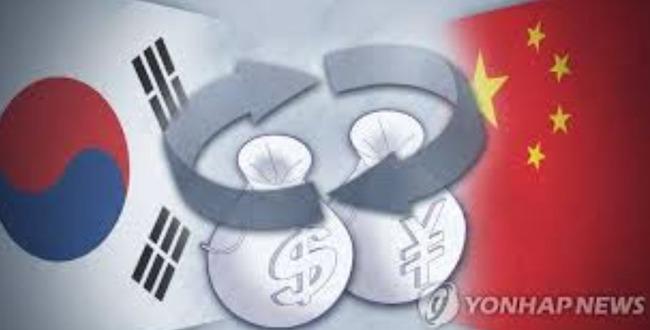 韓中通貨スワップ協定の満期延長交渉