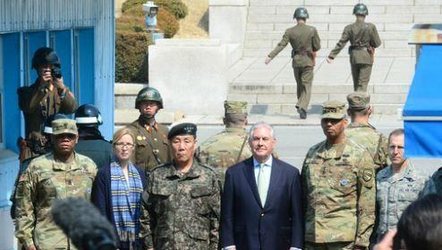 米国務長官が韓国と日本の核武装容認の可能性を示唆