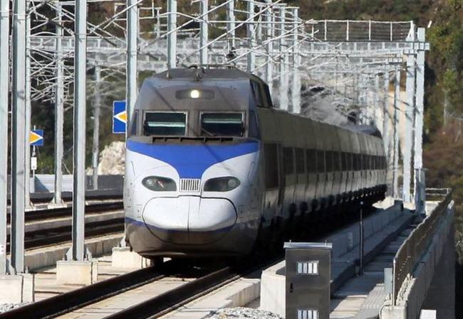 韓国高速鉄道