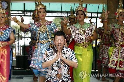 タイの中国人観光客