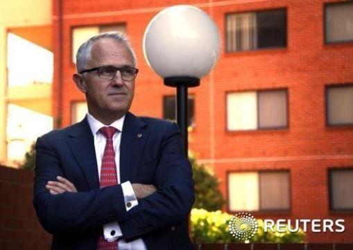マルコム・ターンブルオーストラリア首相