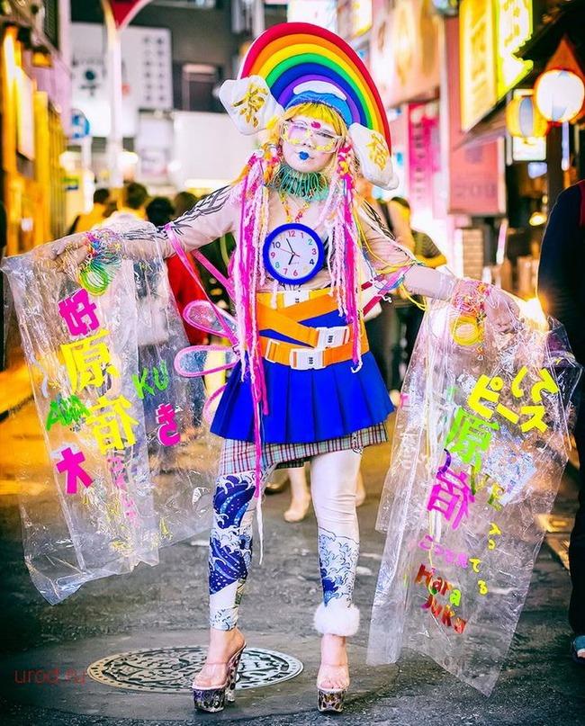 日本のストリートファッション