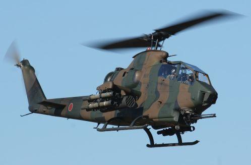 AH-1S放火