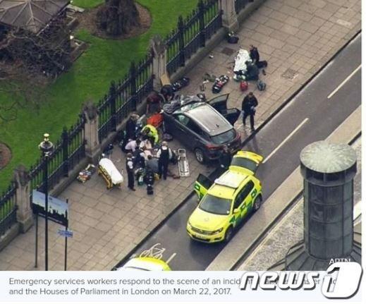 ロンドンテロに使われた車両は現代自動車i40