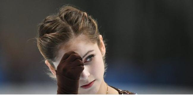 ロシア人「リプニツカヤ(リプ子)選手がロシア代表候補選手に含まれる」 海外反応