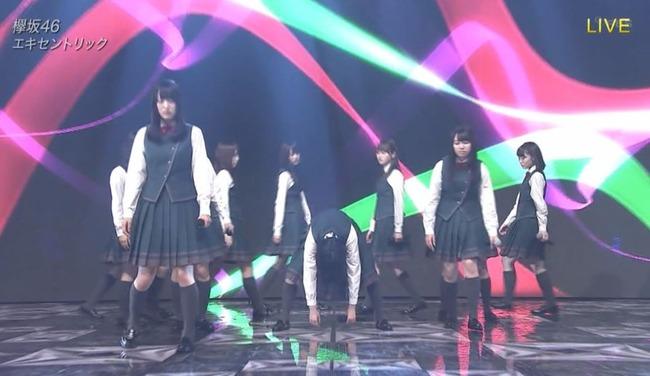 欅坂48のダンス