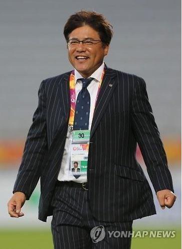 手倉森誠監督