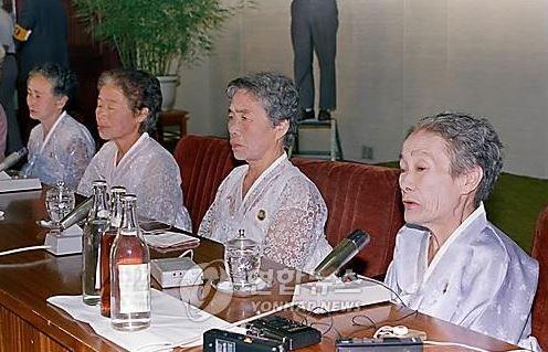 北朝鮮の慰安婦