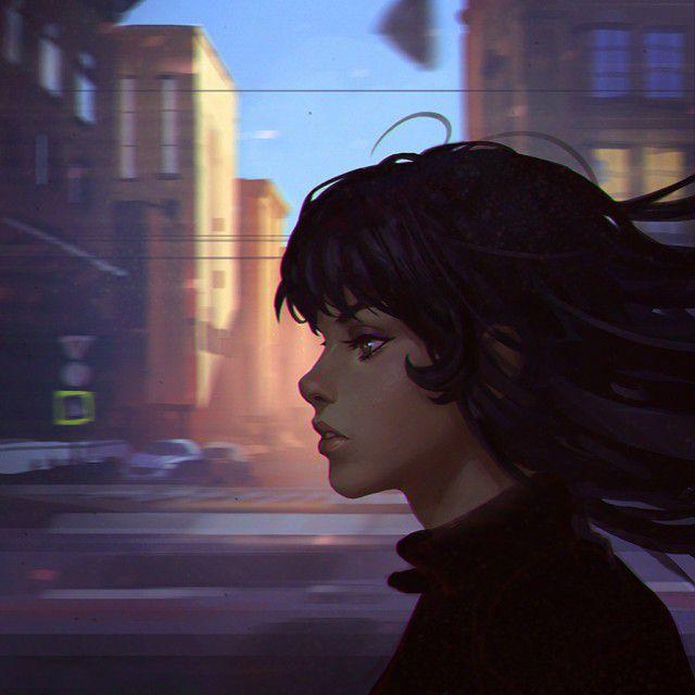 【画像】 日本アニメに影響を受けたロシア人アニメーターの作品がなんか違う