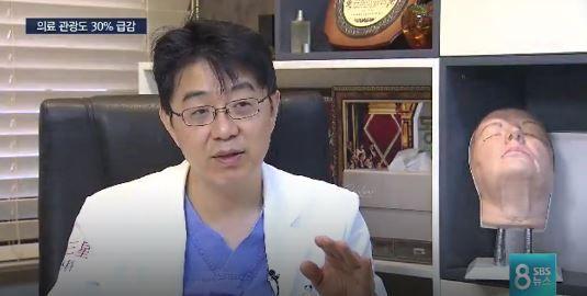 美容整形目的の中国人医療観光客が急減
