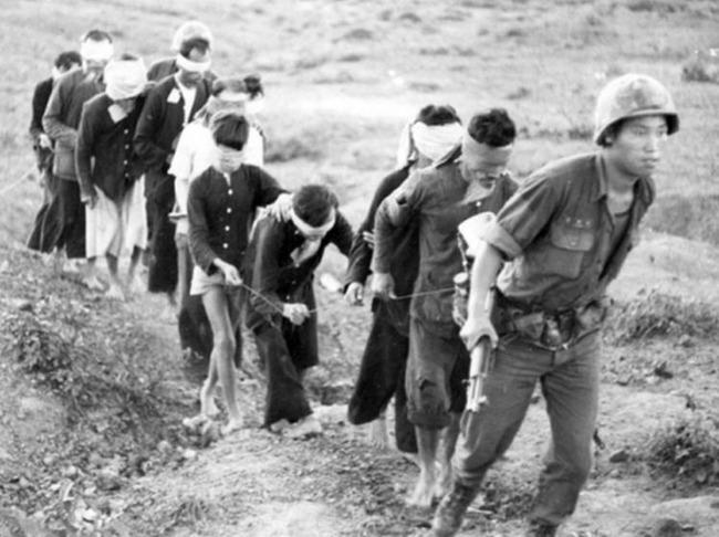 ベトナム戦争の韓国軍